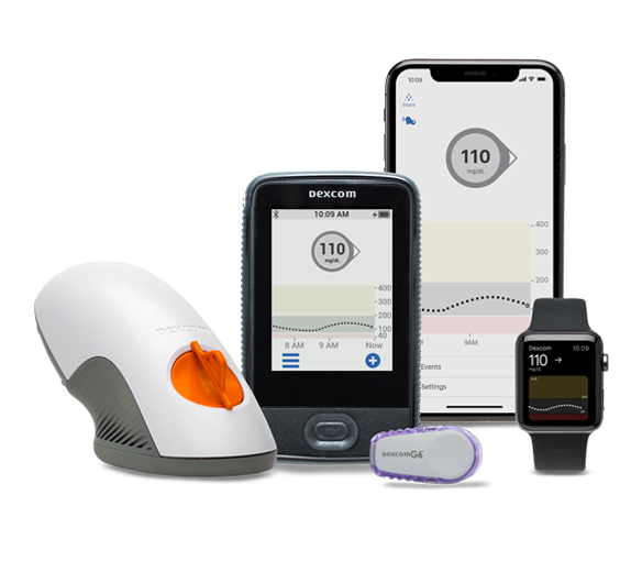 Dexcom Products Continuous Glucose Monitoring