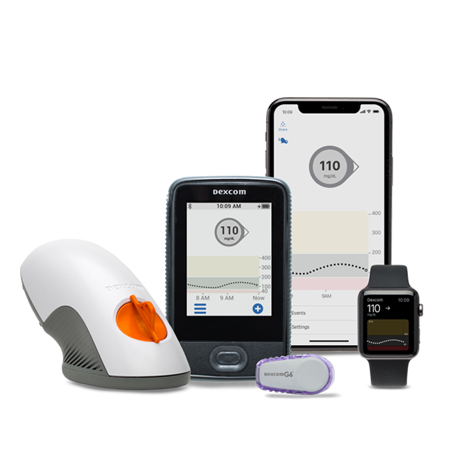 Insulin Pumps for Diabetes | Dexcom CGM Insulin Pump Partners