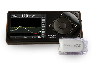 dexcom g4 transmitter and receiver