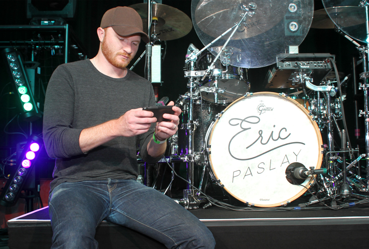 Eric celebrity warrior