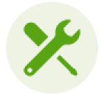 Dexcom tool support icon