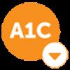 Small A1C icon