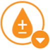 Hypo reduction icon