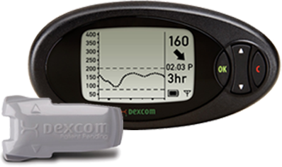 dexcom seven plus device